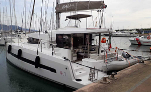 Bali 4.1. Vente/achat de multicoques avec Multicats International. Multihulls sale and purchase with Multicats International.