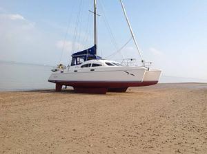 Catamaran for sale with Multicats International - Broadblue 38