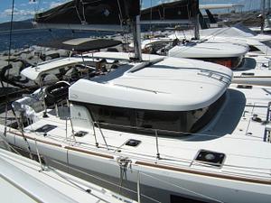 Lagoon. Vente/achat de multicoques avec Multicats International. Multihulls sale and purchase with Multicats International.