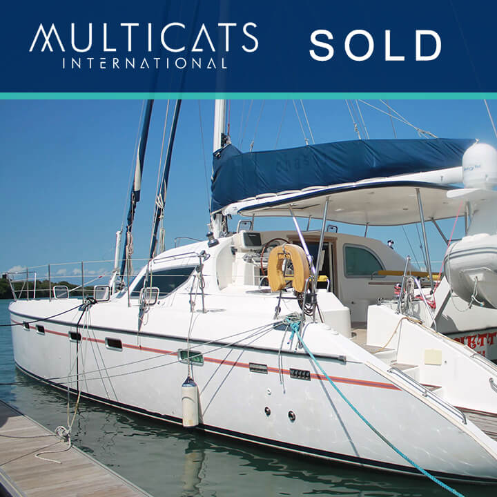 Privilege 495 vendu par Multicats International