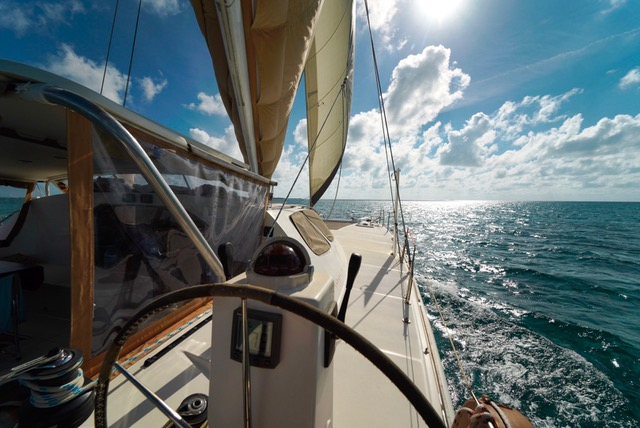 How to increase your catamaran performances?