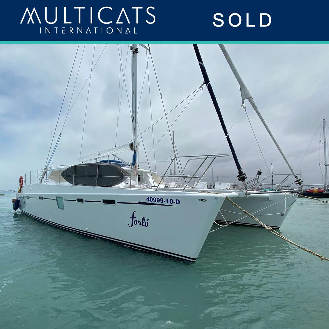 Kelsall 58 sold by Multicats International