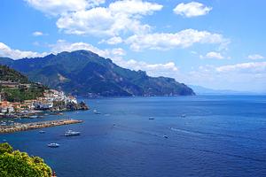 Almafi Coast - Italy - Catamaran charter with Multicats International